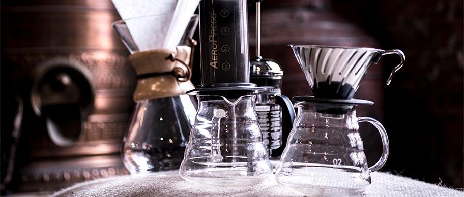 Kaffee-Geräte